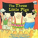 three little pigs, marshall